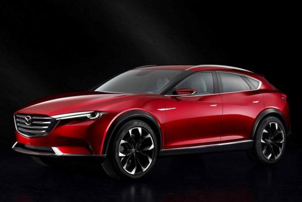 Mazda - CX7 Koeru
