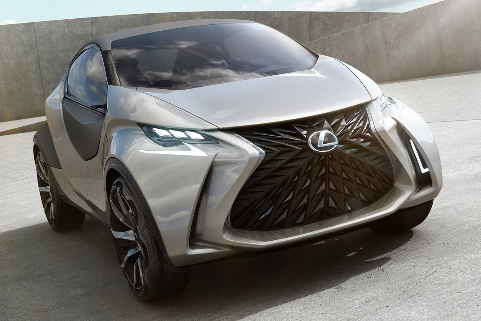 Lexus LFSA