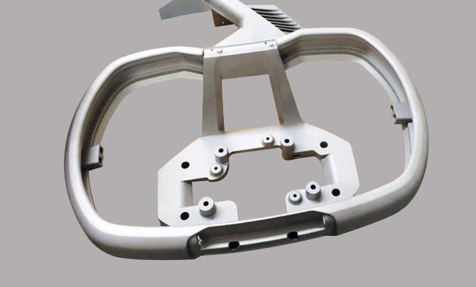 Volant Concept car Aluminium