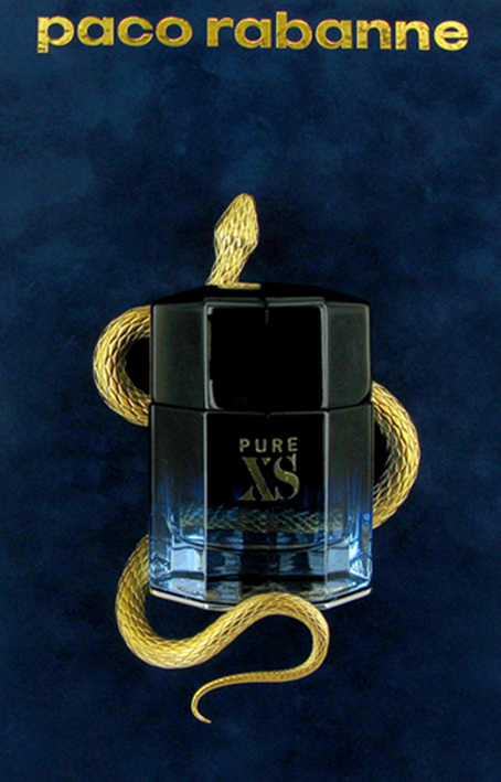 PLV Pure XS Paco Rabanne