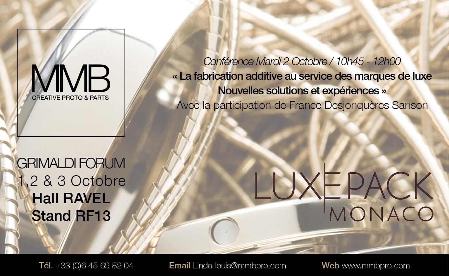 Presence Luxepack Monaco 2018 MMB